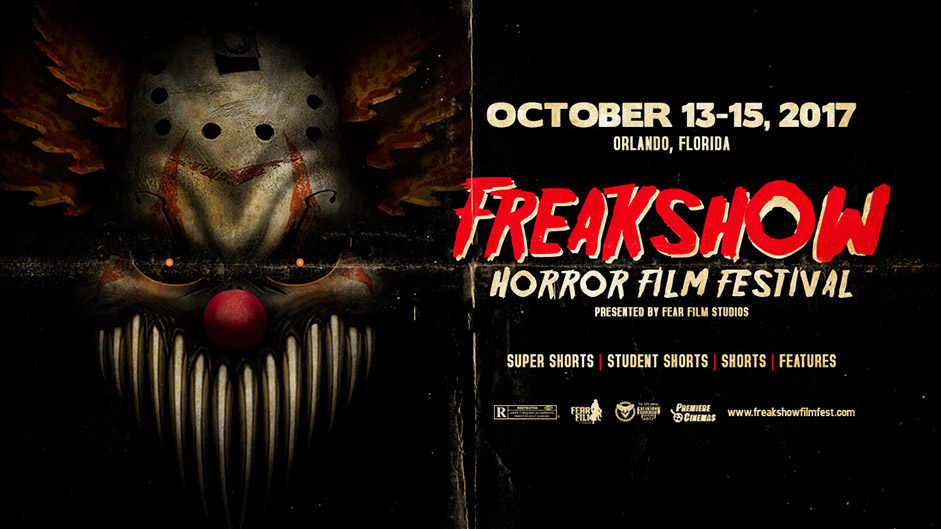 2017 FREAKSHOW FILM FESTIVAL DATES ANNOUNCED!