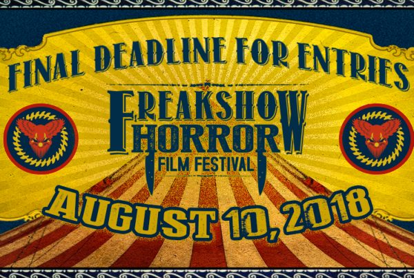 Deadline for entries